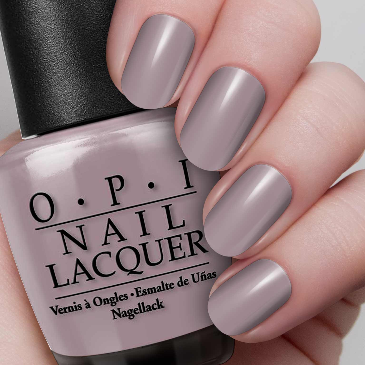 OPI Nail Lacquer - Taupe-less Beach 15ml - Miisee